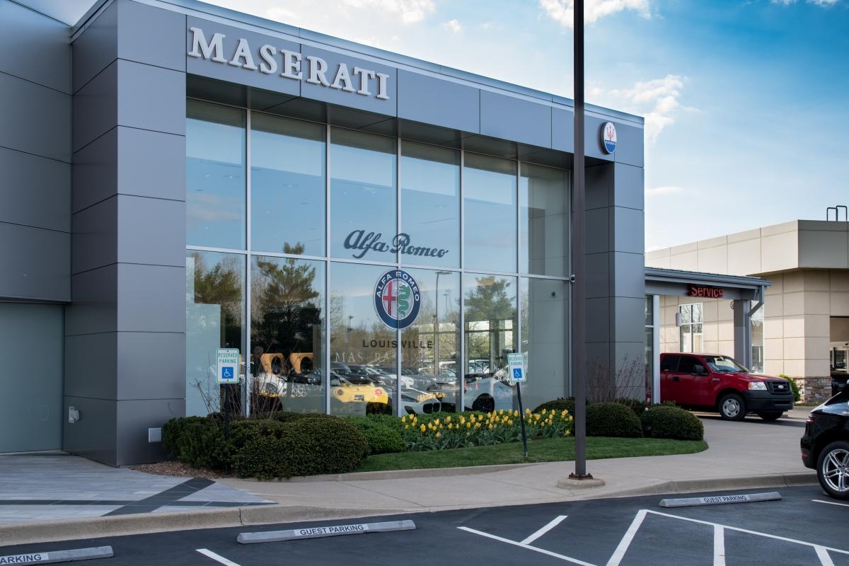 Bluegrass Maserati