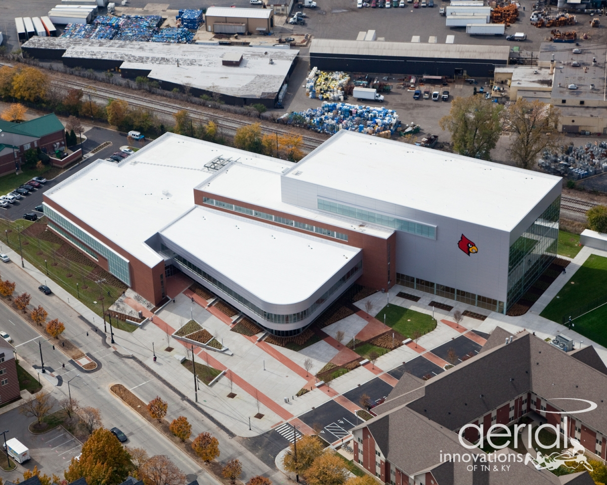 U of L Student Rec Center